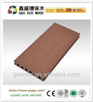 water resistance outdoor wpc wood decking for outer door
