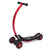 Quickly folding big wheel kids kick scooter for sale