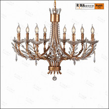 hot sale & high quality antique chandelier classical crystal hotel chandeliers lighting from china