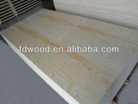 Shandong Radiata Pine Faced Commercial Plywood