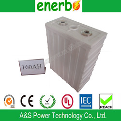 Deep Cycle 3.2V 160Ah LiFePO4 Battery as UPS Battery, storage Battery