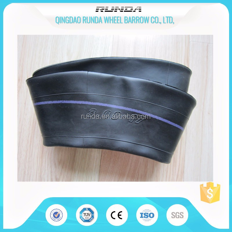 OEM butyl rubber motorcycles tube 300-17