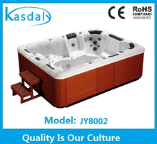 distributor CE 2 lounges outdoor hydro spa hot tub