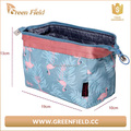 Green Field Low price Polyester Travel Cosmetic Storage Bag