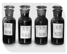 Low Grade Carbon Black Price/Particle Size N550 Msds Carbon Black