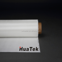 High temperature resistant silica glass fiber fabric from manufacture