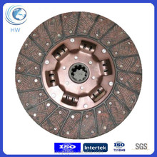 Aftermarket spare parts 325mm clutch plate for Foton truck