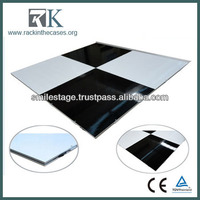square stud rubber flooring