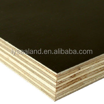 Cheap price phenolic film faced paper Coated Plywood / shuttering plywood/cheap price poplar core 18mm film faced plywood