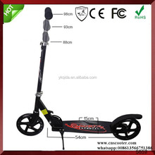 Hot best 2 wheel ezy roller scooter kick scooter for sale