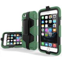 Shockproof Dustproof Latest Designs Cell Phone Case For iPhone 6 Plus