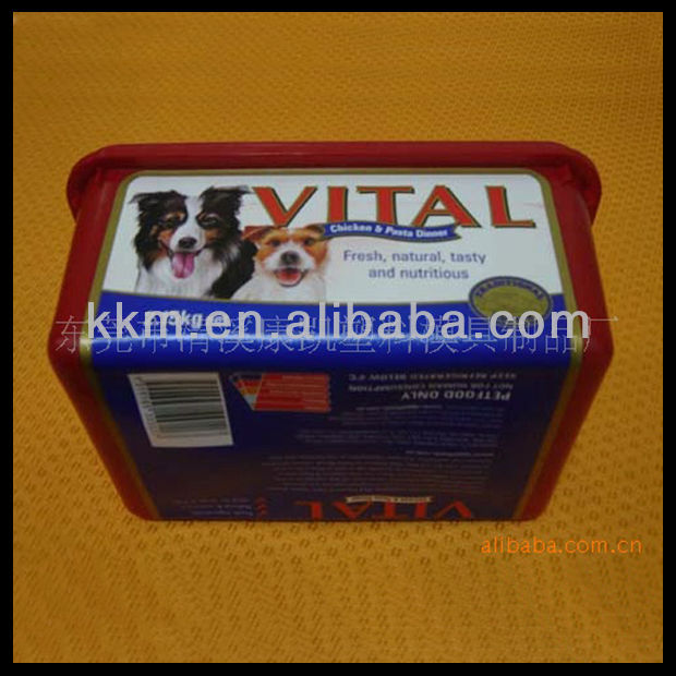 We OEM for all kind of plastic priducts such plastic dog food container