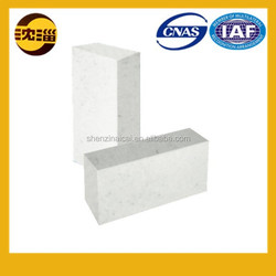 mullite insulation brick zirconia mullite brick light weight fire brick
