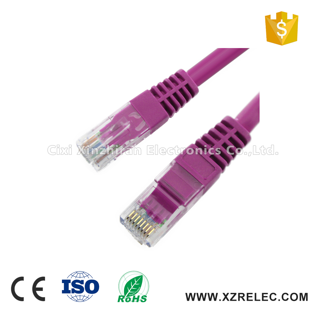 2016 Factory price high quality internet cat5e network cable
