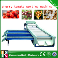 Industrial onion rolling fruit sorting machine /lemon chosing machine