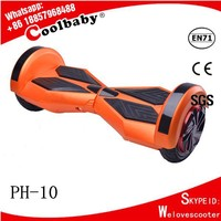 new Hot sale 2015 new style fashion 50cc trike self balancing scooter newest 2 wheel electric self balance scooter