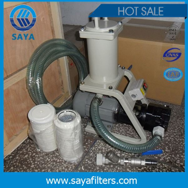 Customized Specialist Portable Insulation Alfa Laval Oil Purifier Treatment Series