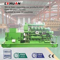 China LHNG200 lpg natural gas conversion kit for gasoline generator