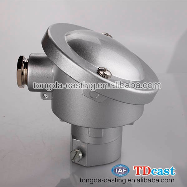 Thermocouple connection head A for Germany