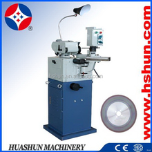 HS-SG-450 high quality hotsell saw blade sharpener grinding machine