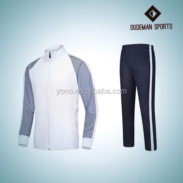 2017 fashion cheap custom soccer tracksuit design your own tracksuit for men