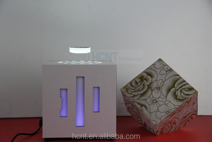 HCNT Floating Wireless Led Table Lamp with Usb Port
