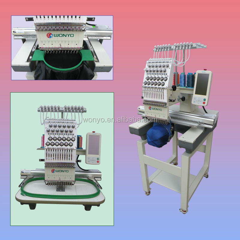 Cap Computerized Embroidery Machine Price In India With Low Price - Buy Computerized Embroidery ...