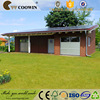 Exterior colored wood plastic wpc wall panel for garden house