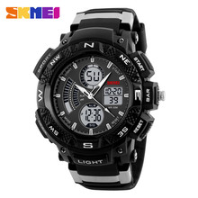 skmei 1211 wholesale imported japan mov't army style led watch made in china
