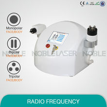 portable radio frequency face lift device