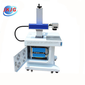 Fiber Laser Marking Machine Nonmetal Material 3D Engraving Machine 10W 30W 50W DIY Products Equipment Mchinery