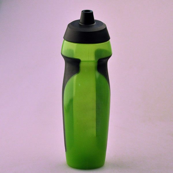 Decorative item from plastic food picnic container 600ml new product bike tritan water bottle