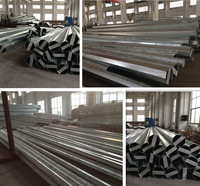 Electric Utility Power Steel Pole