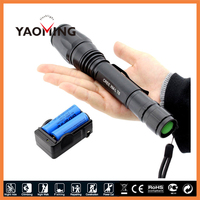 1800 Lumen 5 mode XM-L T6 LED Flashlight + Battery + Charger USA