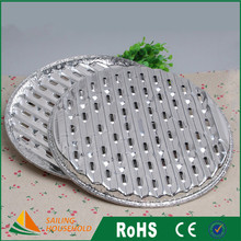 China gold suppliers aluminum foil wholesale, bbq foil griller trays, large full deep foil container
