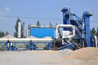 China best quality bitumen mix plant 120t/h LB1500 hot sale asphalt mixing plant price