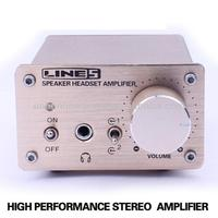 Price mini audio amplifier for pc home usage headphone amplifier