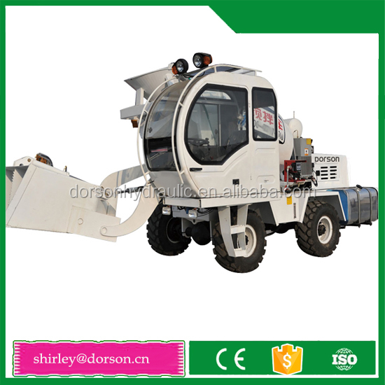 hydraulic concrete mixer, self loading concrete mixer truck , concrete mixer for sale in canada