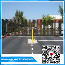 W and D type Palisade Fence (Galvanized or Powder Coated)