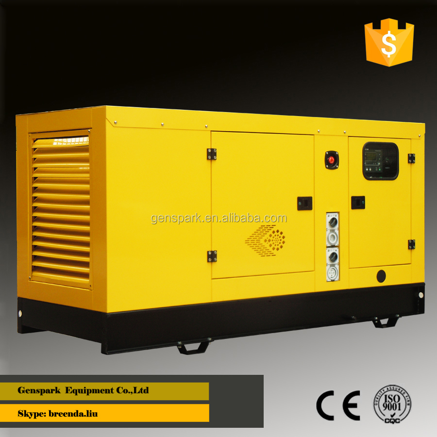 Lovol Power Soundproof type 3 phase 45kva diesel generator