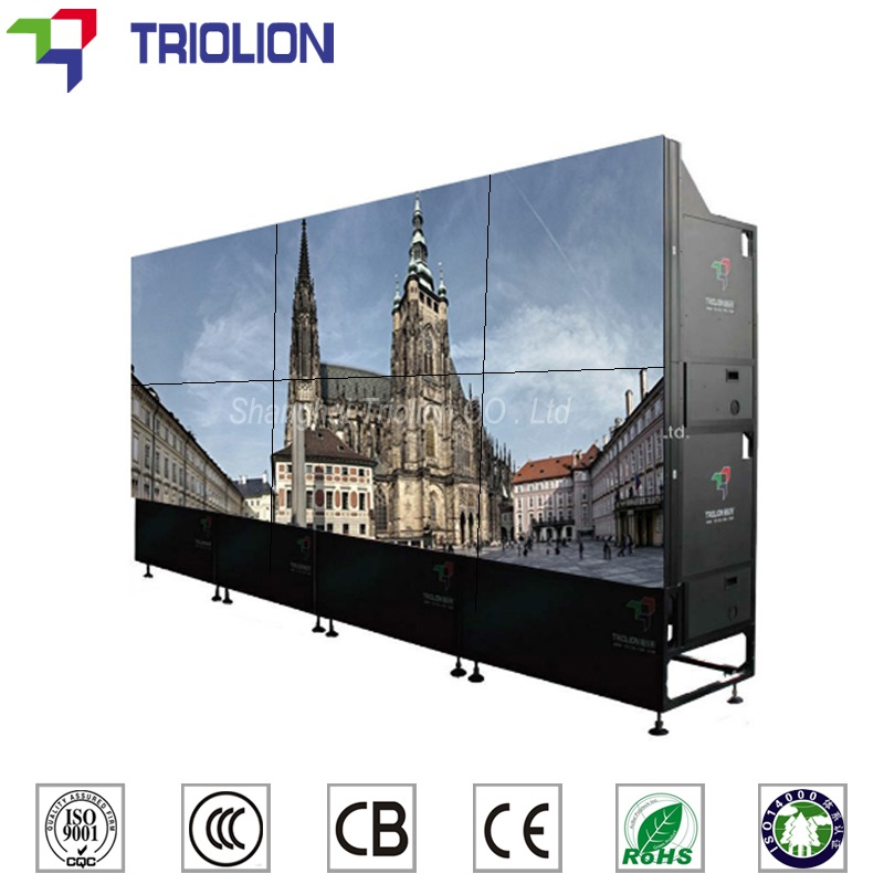Video conference display system Large screen DLP video wall panel