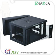 OEM 19 inch Wall Mounted 12u Network Cabinet