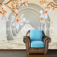 Cheap price home decoration mural wallpaper 3d