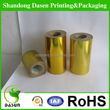 china cigarette lining use paper backed aluminium foil