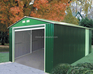 High Performance Home & Garden Metal Storage Shed