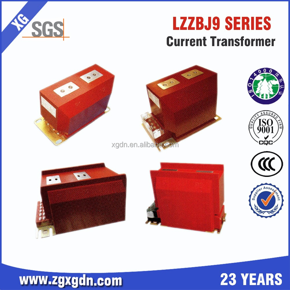 Open circuit current transformer