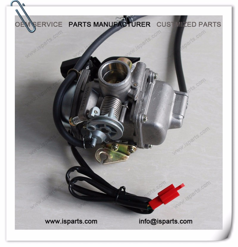 High quality GY6 150cc different type motorcycle carburetor