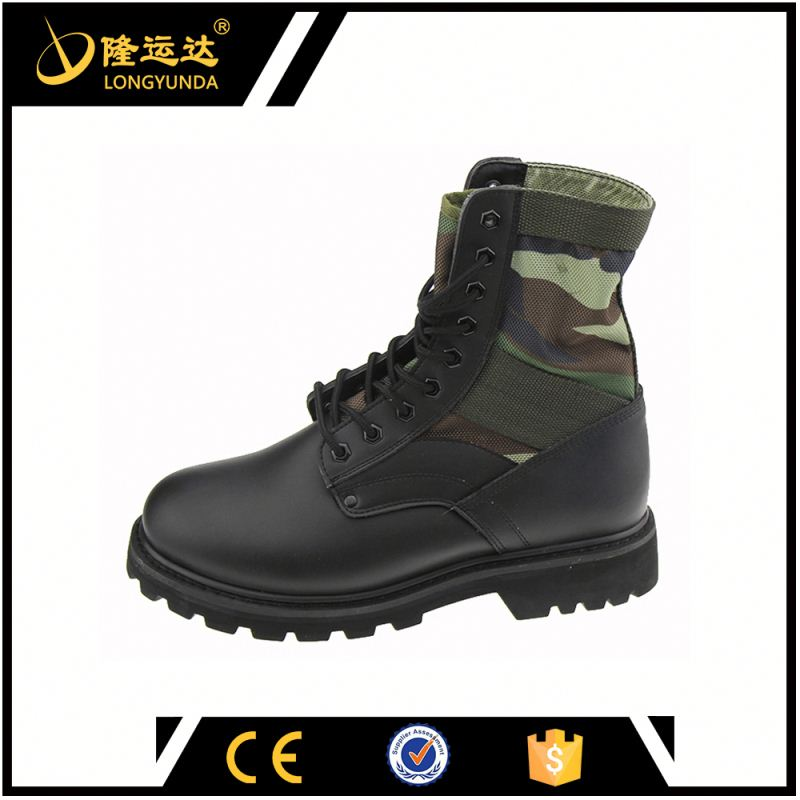 Tactical Police Hunting Boots