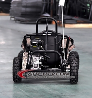 GC8001 cheap racing 80CC go kart sale China manufacture