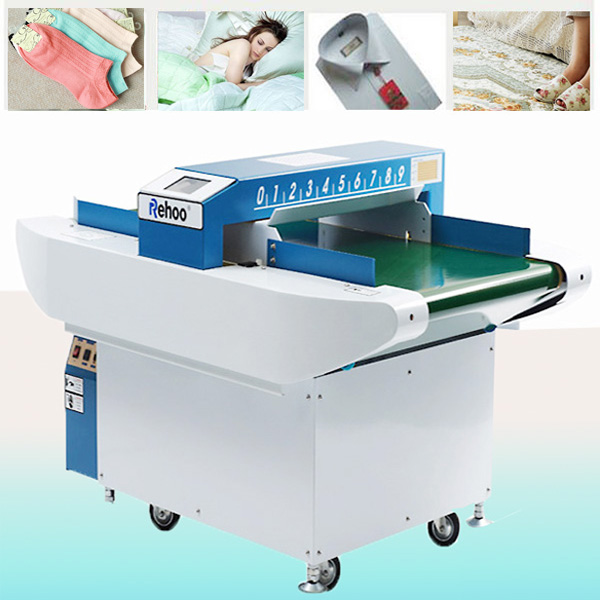 Needle Metal Detector For Garment Processing Industry